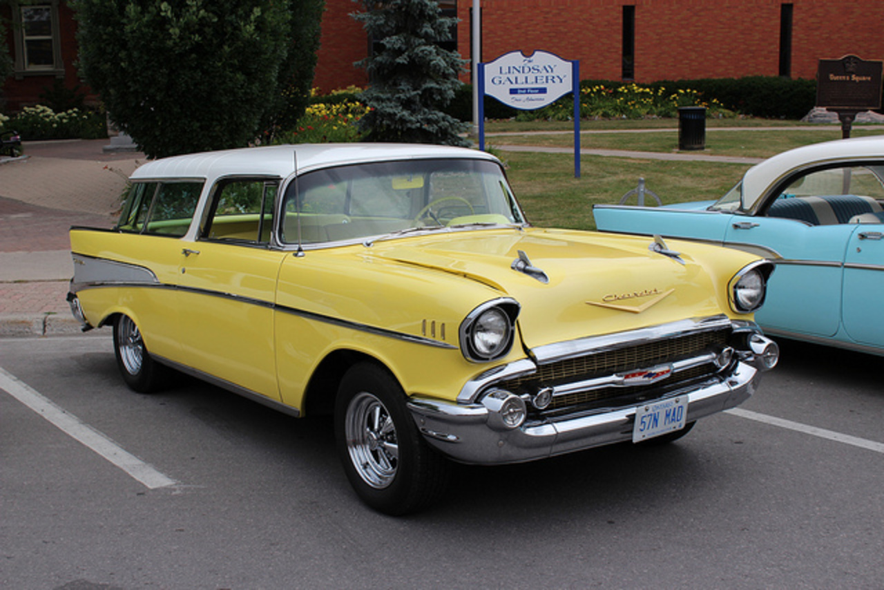Topworldauto Photos Of Chevrolet Nomad Wagon Photo Galleries 1957 Chevy Flickr Sharing