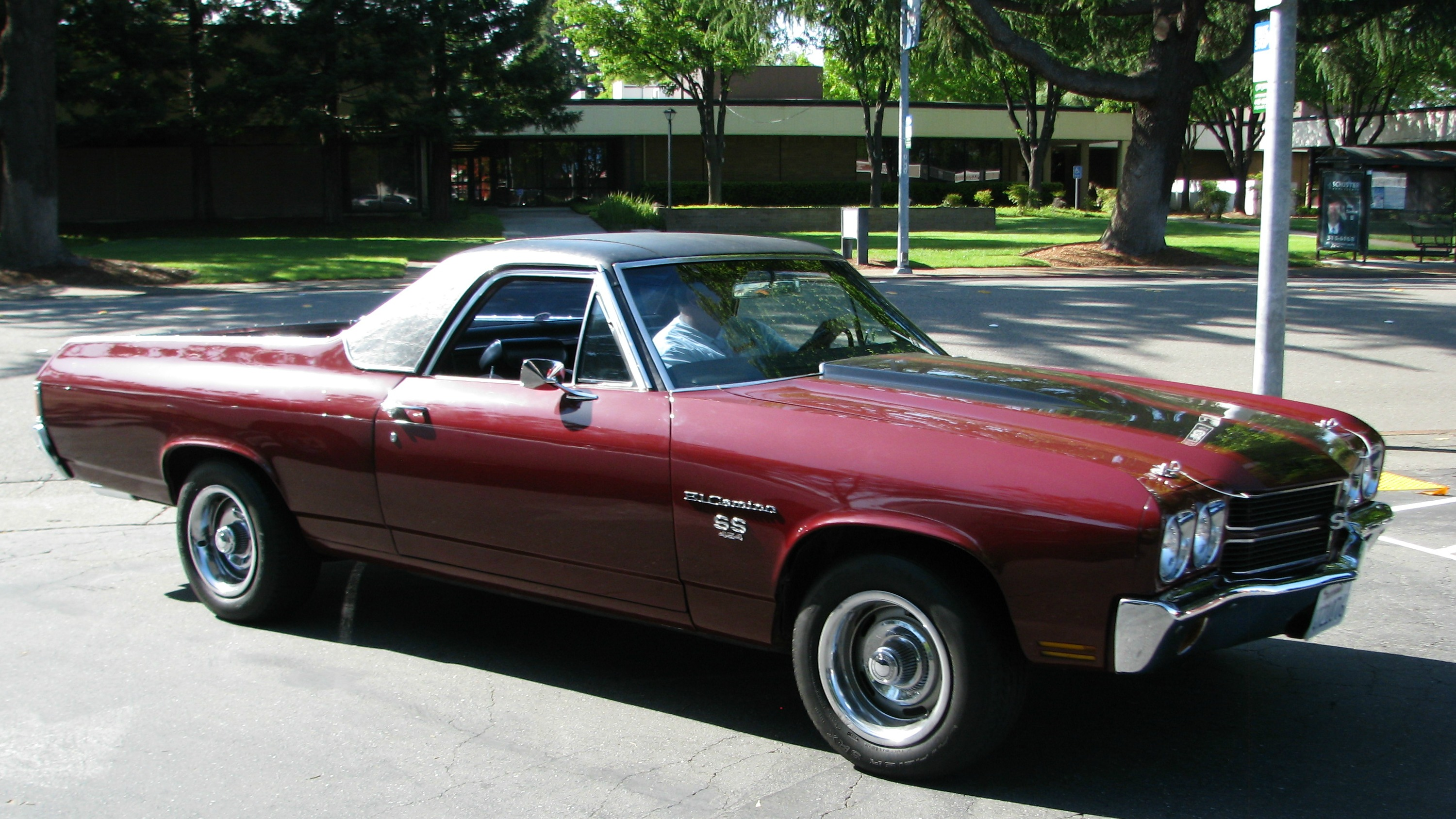 1970 Chevrolet El Camino SS 454 '4T217076' 1 | Flickr - Photo Sharing!