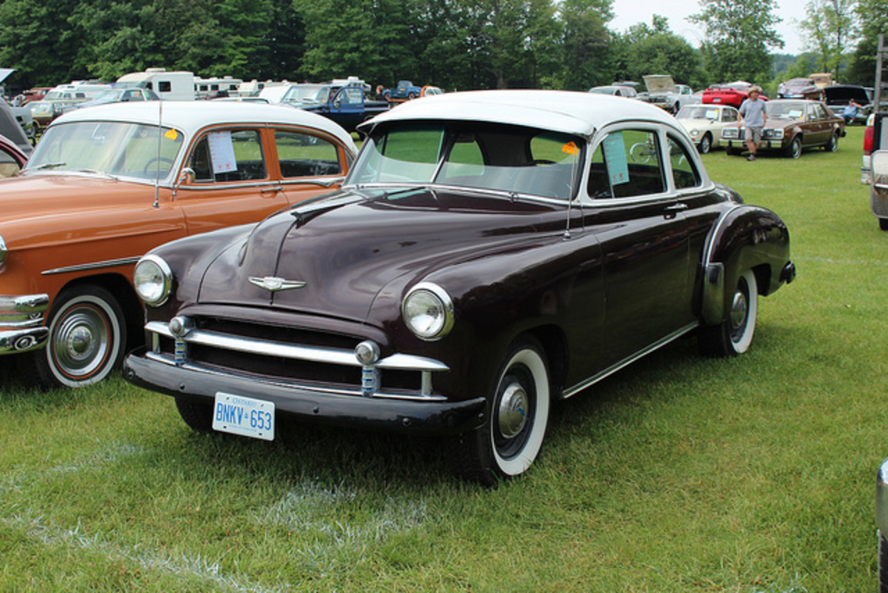 1949 Chevrolet Deluxe Styline Sport Coupe | Flickr - Photo Sharing!