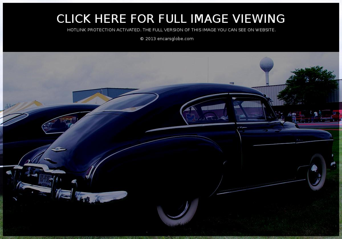 Chevrolet DeLuxe: Description of the model, photo gallery ...