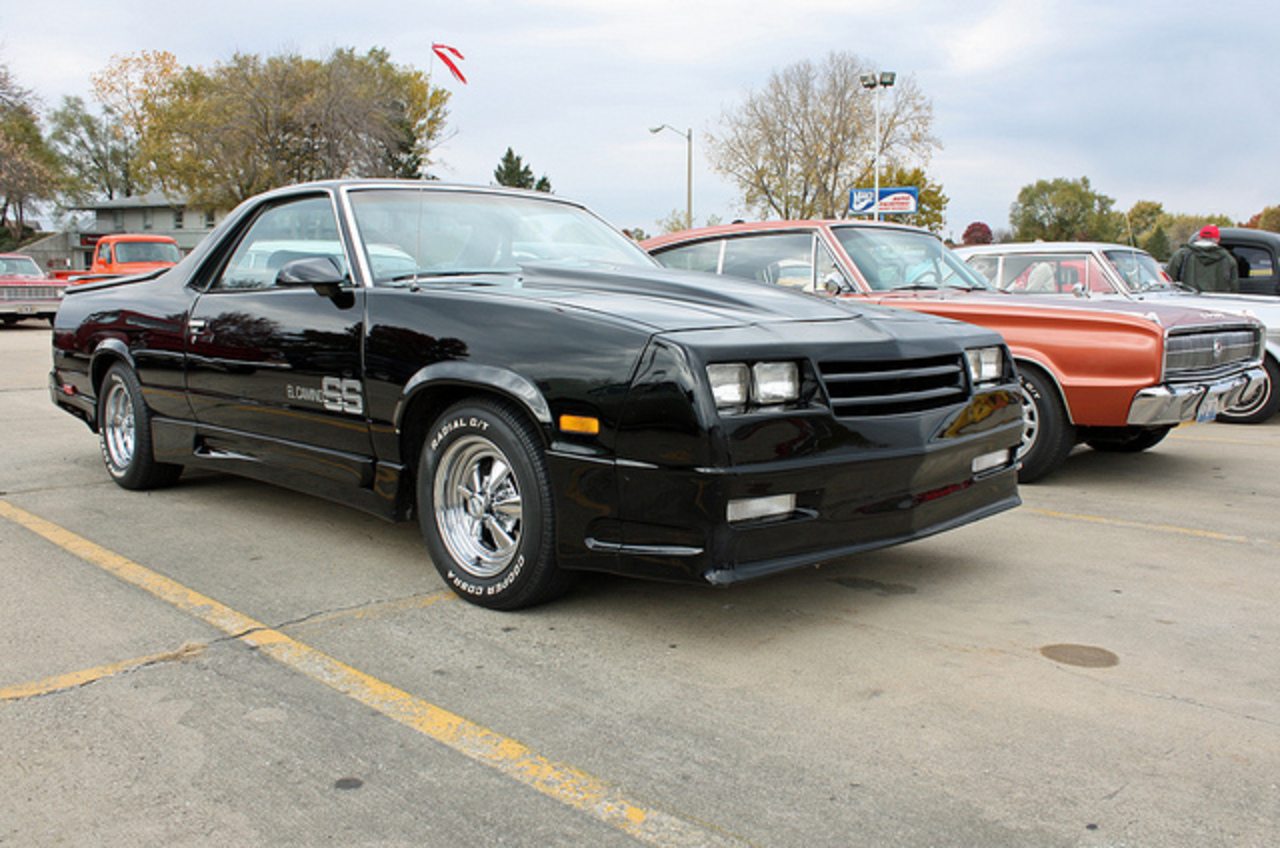 1987 Chevrolet El Camino SS Coupe Utility (3 of 6) | Flickr ...