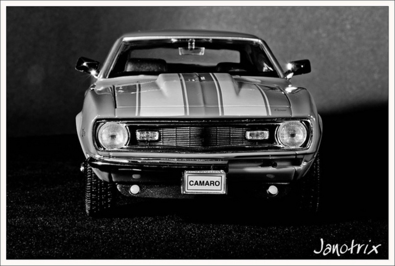 Chevrolet Camaro Z28 1968 | Flickr - Photo Sharing!