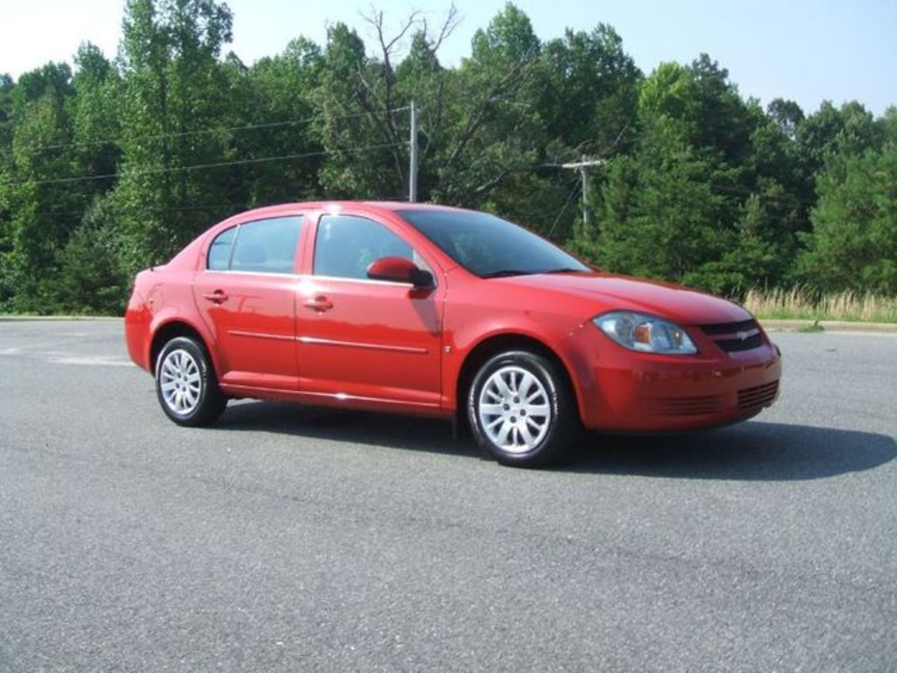 Used 2009 Chevrolet Cobalt LT in Asheboro, Greensboro, Winston ...