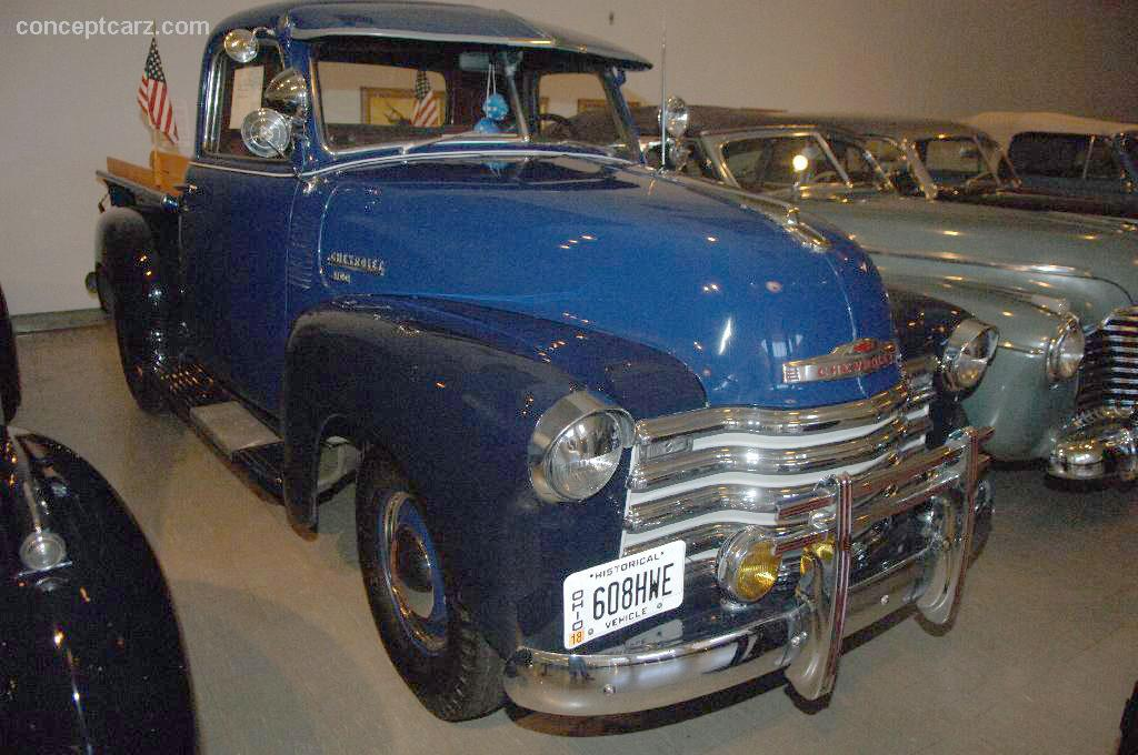 Auction results and data for 1949 Chevrolet 3100 GP Pickup Truck ...