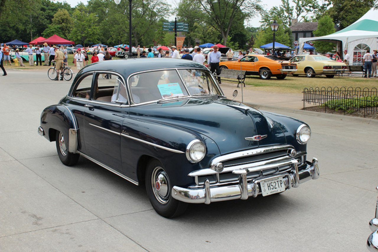 1949 Chevrolet Styleline Deluxe 2 door | Flickr - Photo Sharing!