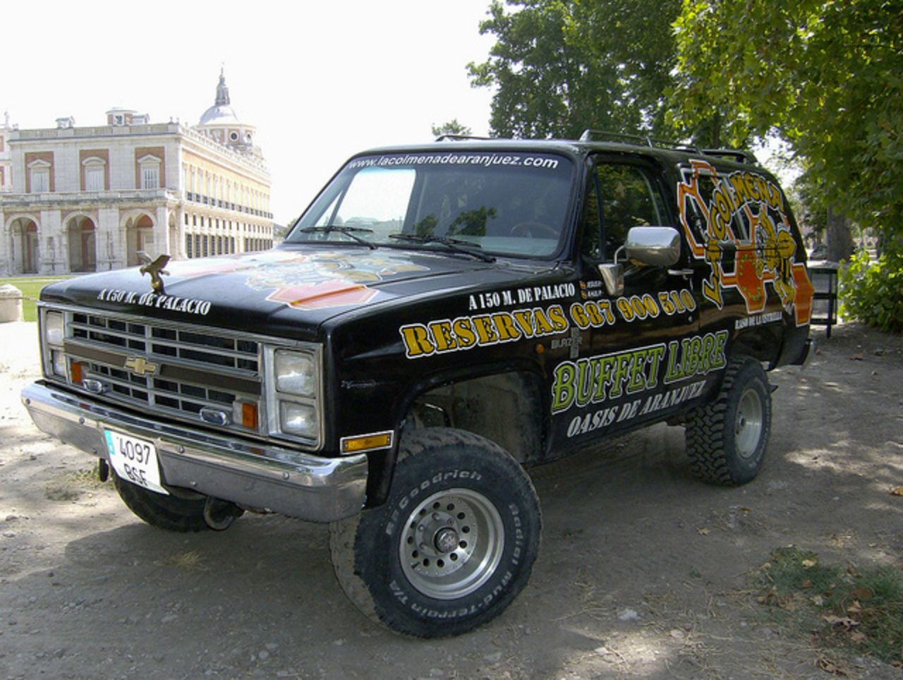 Topworldauto Photos Of Chevrolet Blazer K5 Photo Galleries 1983 Black 62l Diesel Flickr Sharing