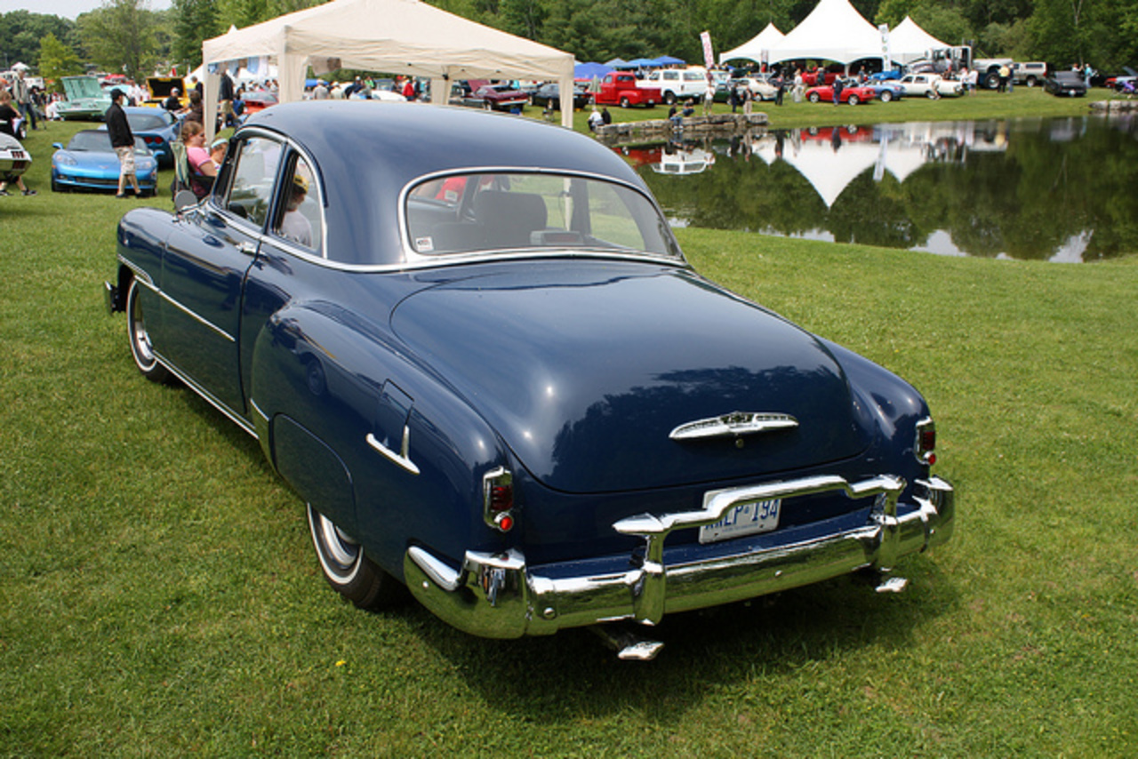 1951 Chevrolet Styleline Deluxe Sport Coupe | Flickr - Photo Sharing!