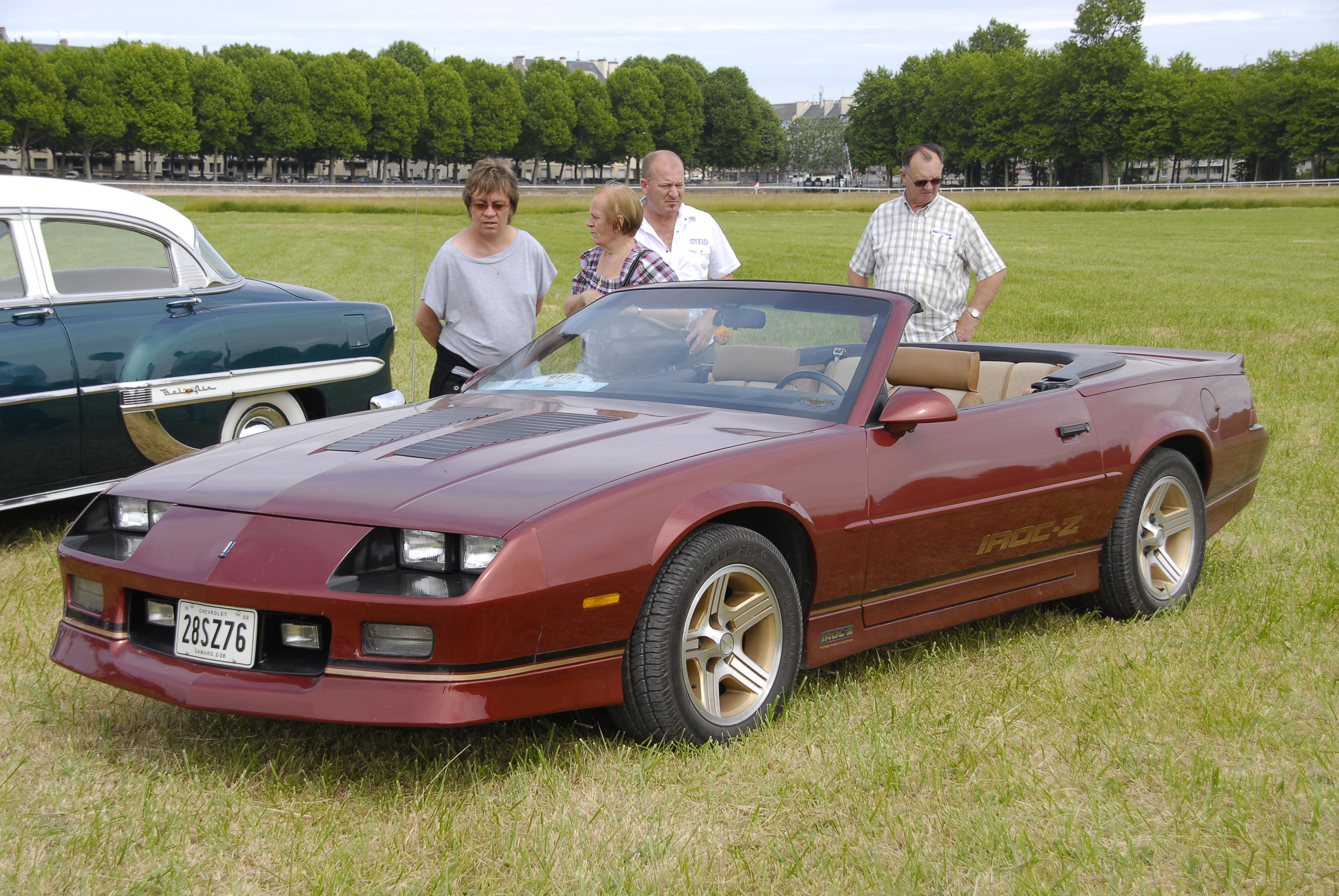 1989 chevrolet camaro Z28 iroc-Z | Flickr - Photo Sharing!