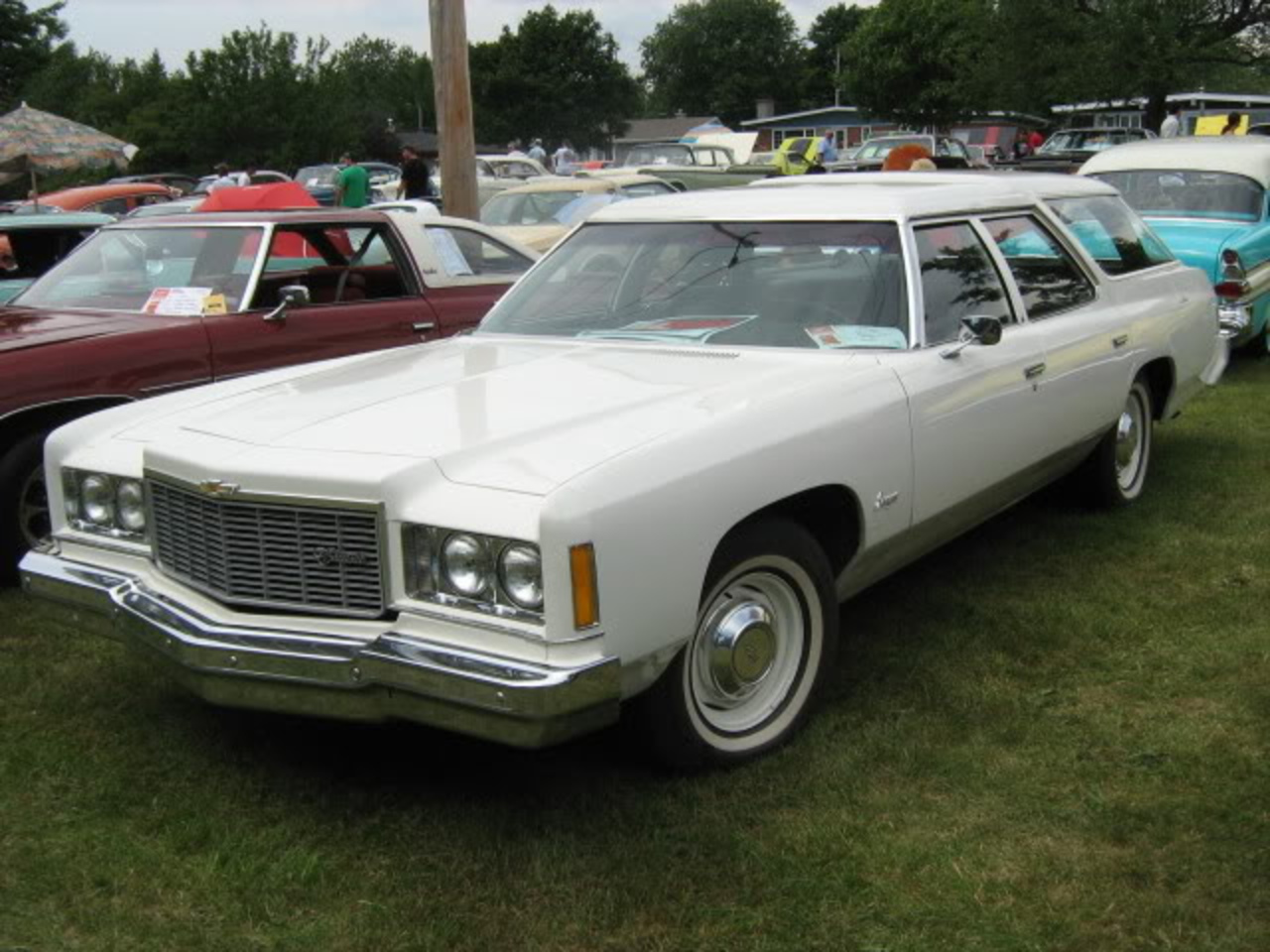1975 Chevrolet Biscayne Wagon | Flickr - Photo Sharing!