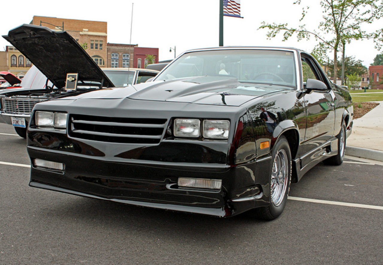 1987 Chevrolet El Camino SS Coupe Utility (2 of 6) | Flickr ...