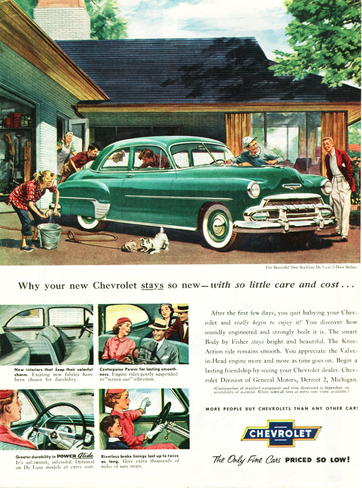 1952 Chevrolet Styleline DeLuxe 2-Door Sedan | Flickr - Photo Sharing!