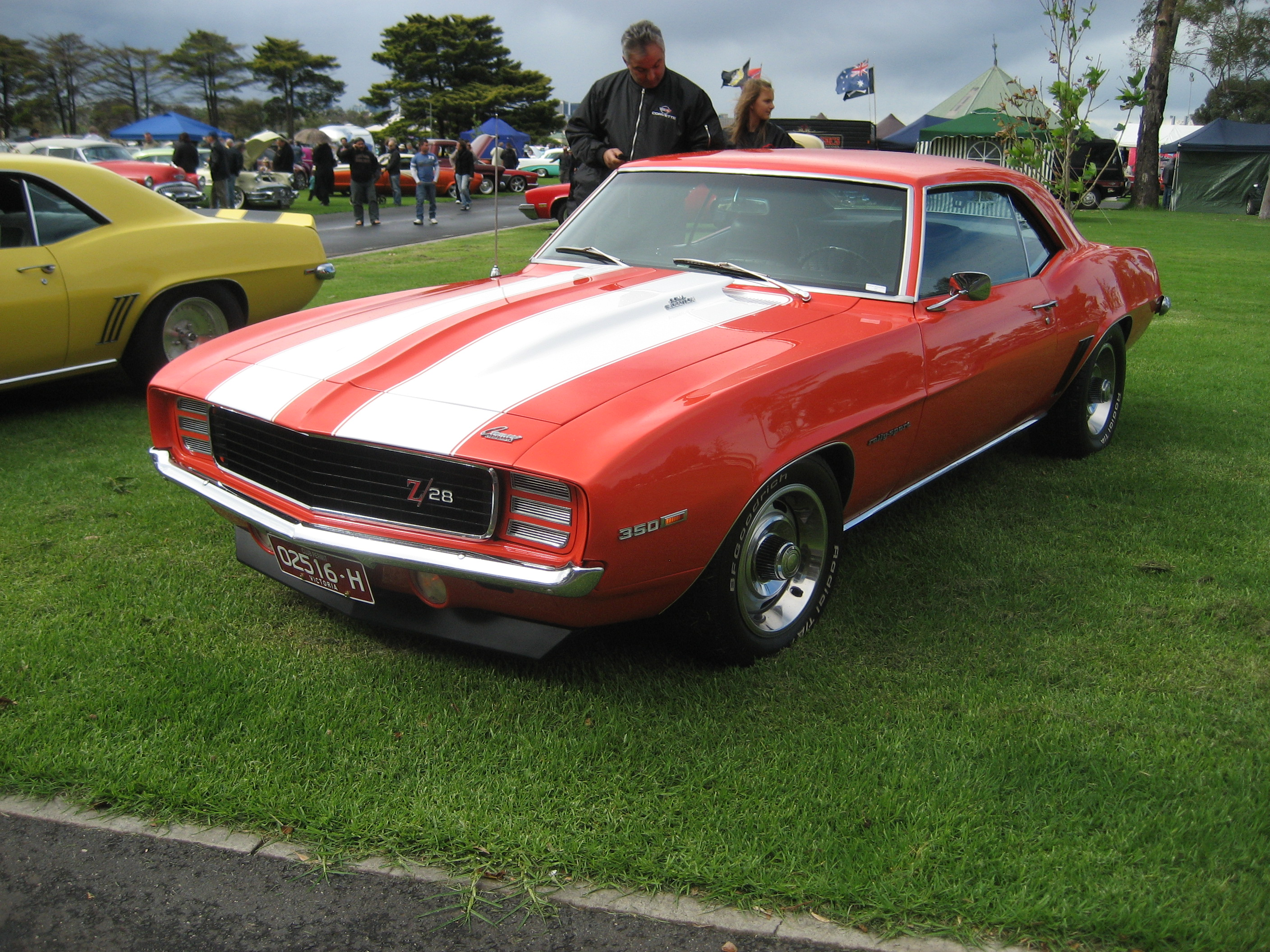 1969 Chevrolet Camaro RS Z28 | Flickr - Photo Sharing!