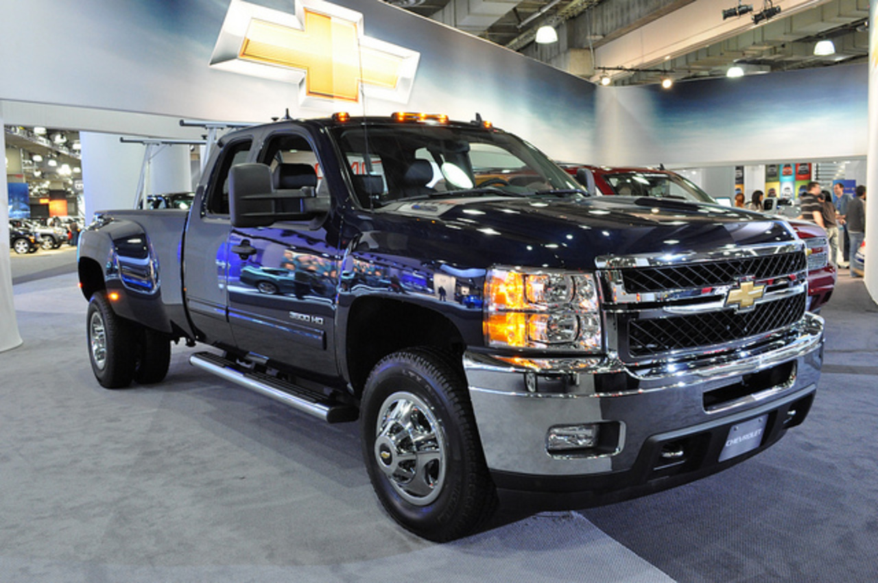 2012 Chevrolet Silverado 3500 HD | Flickr - Photo Sharing!