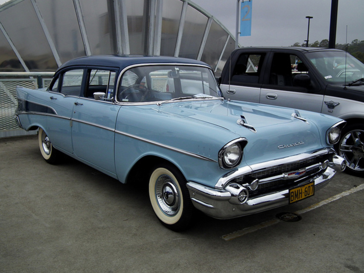 1957 Chevrolet 210 sedan (3) | Flickr - Photo Sharing!