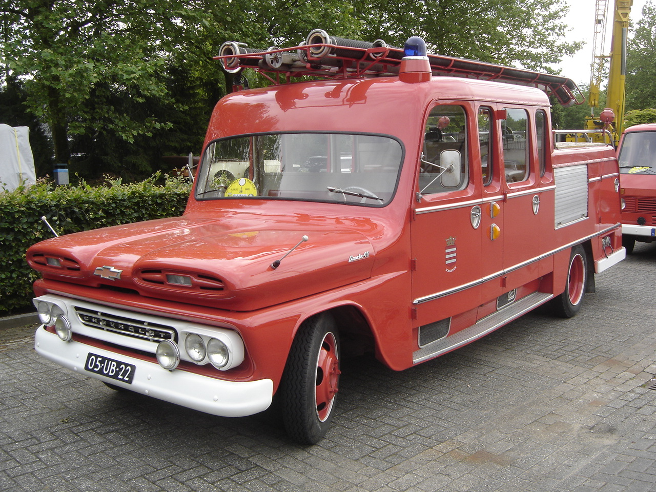 TopWorldAuto >> Photos of Chevrolet Fire Truck - photo ...