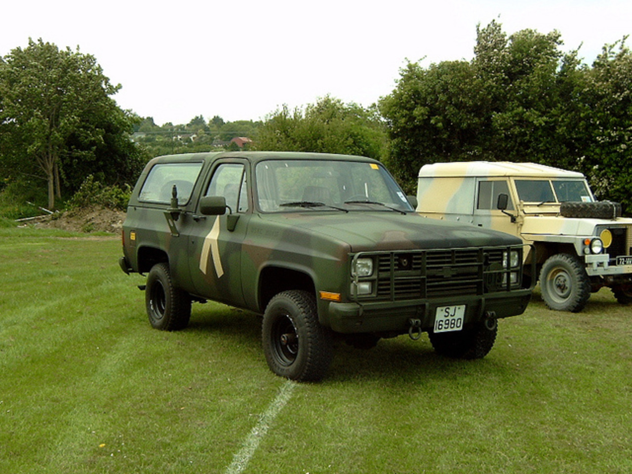 Chevrolet Suburban Army Vehicle | Flickr - Photo Sharing!