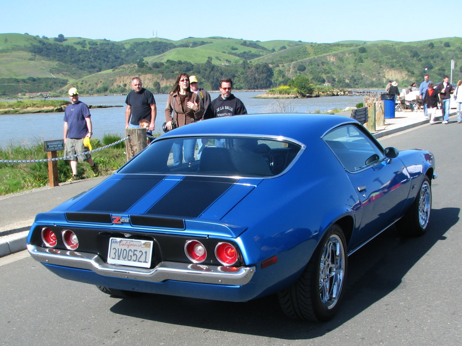 1970 Chevrolet Camaro Z28 (Custom) '3VQG521' 2 | Flickr - Photo ...