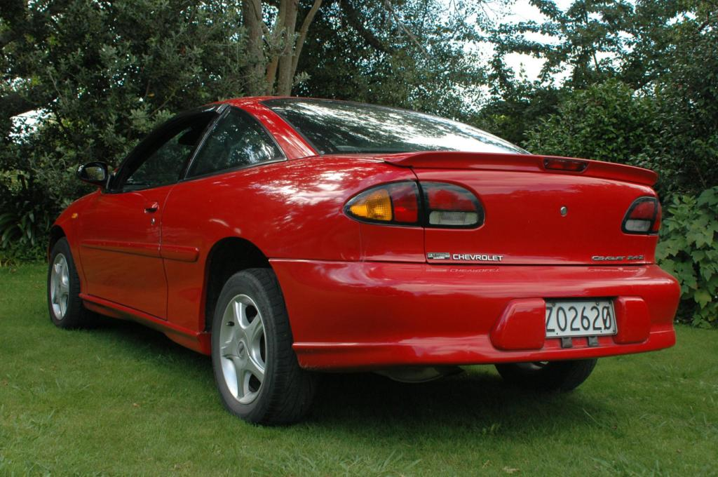 Righthand drive Chevrolet Cavalier Z24 | Flickr - Photo Sharing!