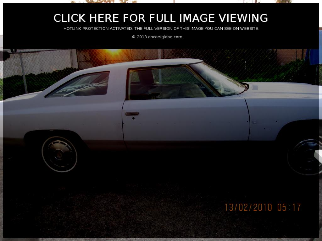 Chevrolet Caprice Classic CL Photo Gallery: Photo #12 out of 9 ...
