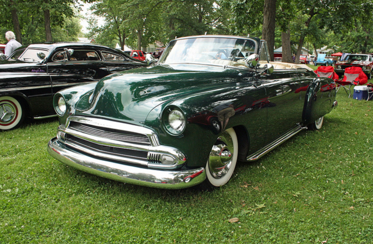 1951 Chevrolet Styleline Deluxe Convertible (2 of 14) | Flickr ...