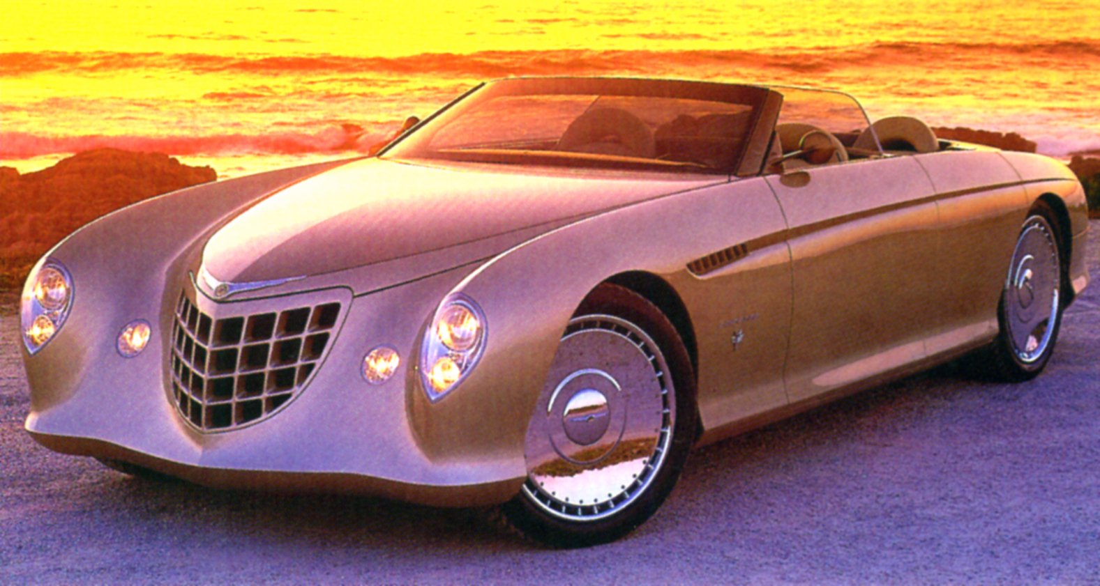 1997 Chrysler Phaeton - Concepts