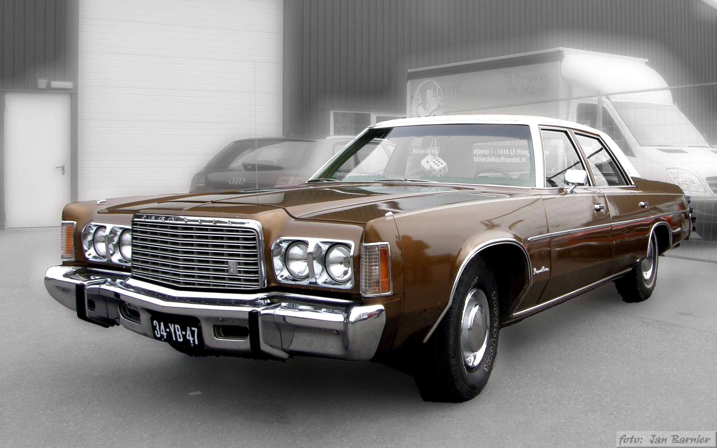 TopWorldAuto >> Photos of Chrysler Newport - photo galleries