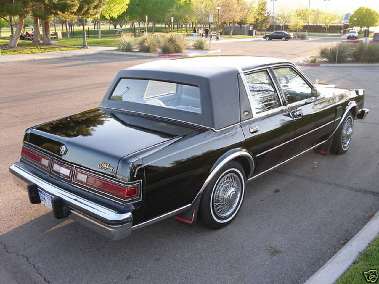 Topworldauto Gt Gt Photos Of Chrysler New Yorker Fifth Avenue Photo Galleries