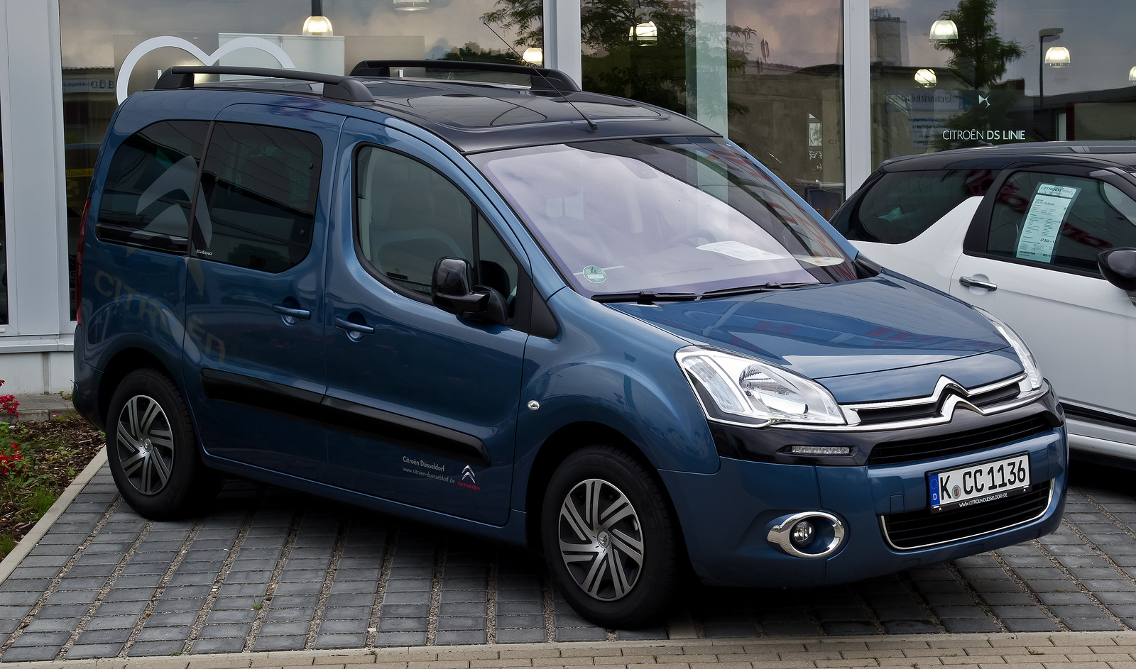 Citroën Berlingo Multispace VTi 120 Selection (II, Facelift ...
