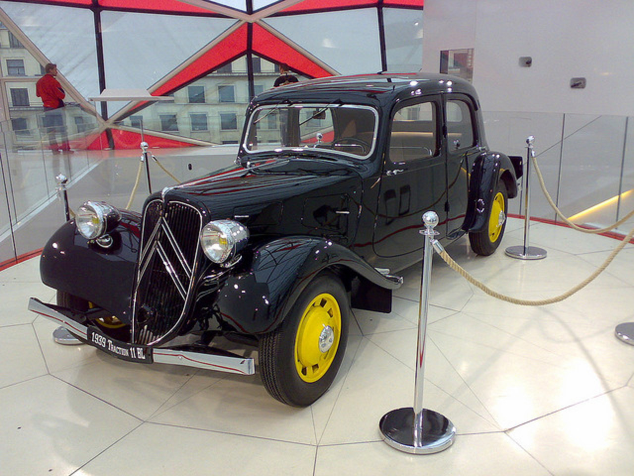 topworldauto photos of citroen traction avant 11b photo galleries. Black Bedroom Furniture Sets. Home Design Ideas