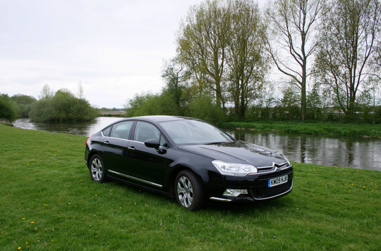 Citroen C5 (2009) | Flickr - Photo Sharing!