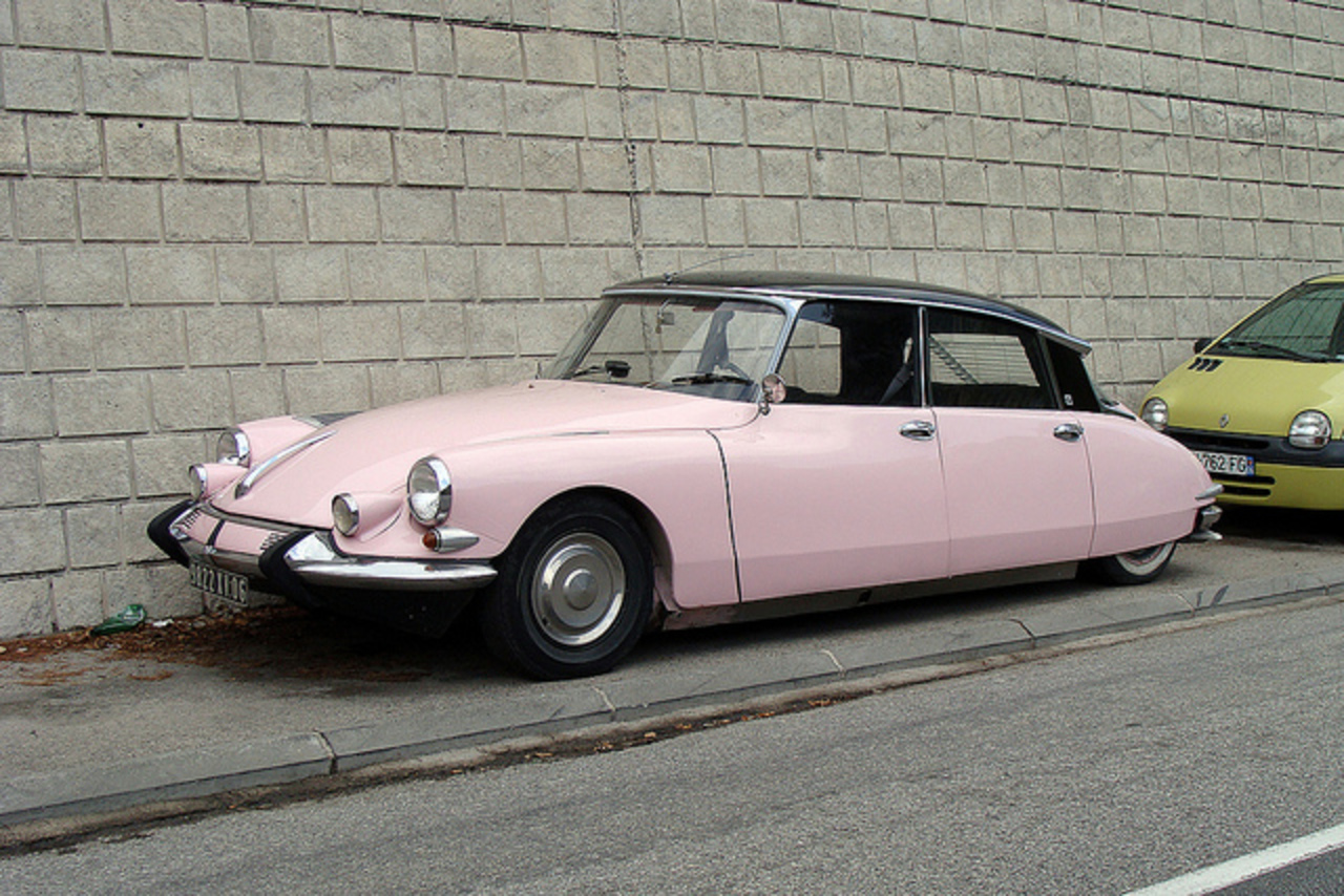 Citroën DS 19 | Flickr - Photo Sharing!