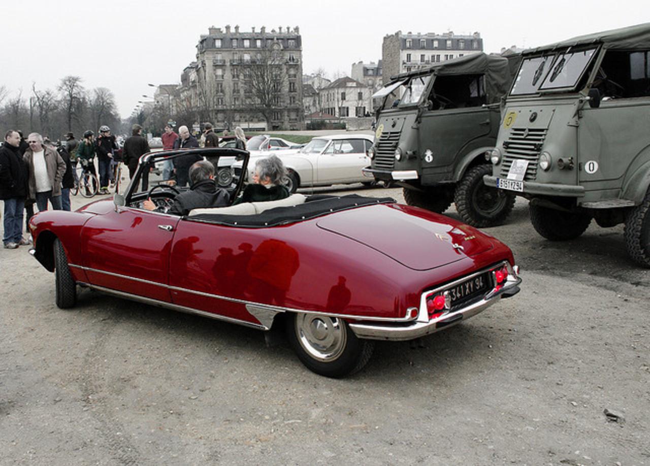 Topworldauto gt gt photos of citroen ds convertible photo galleries