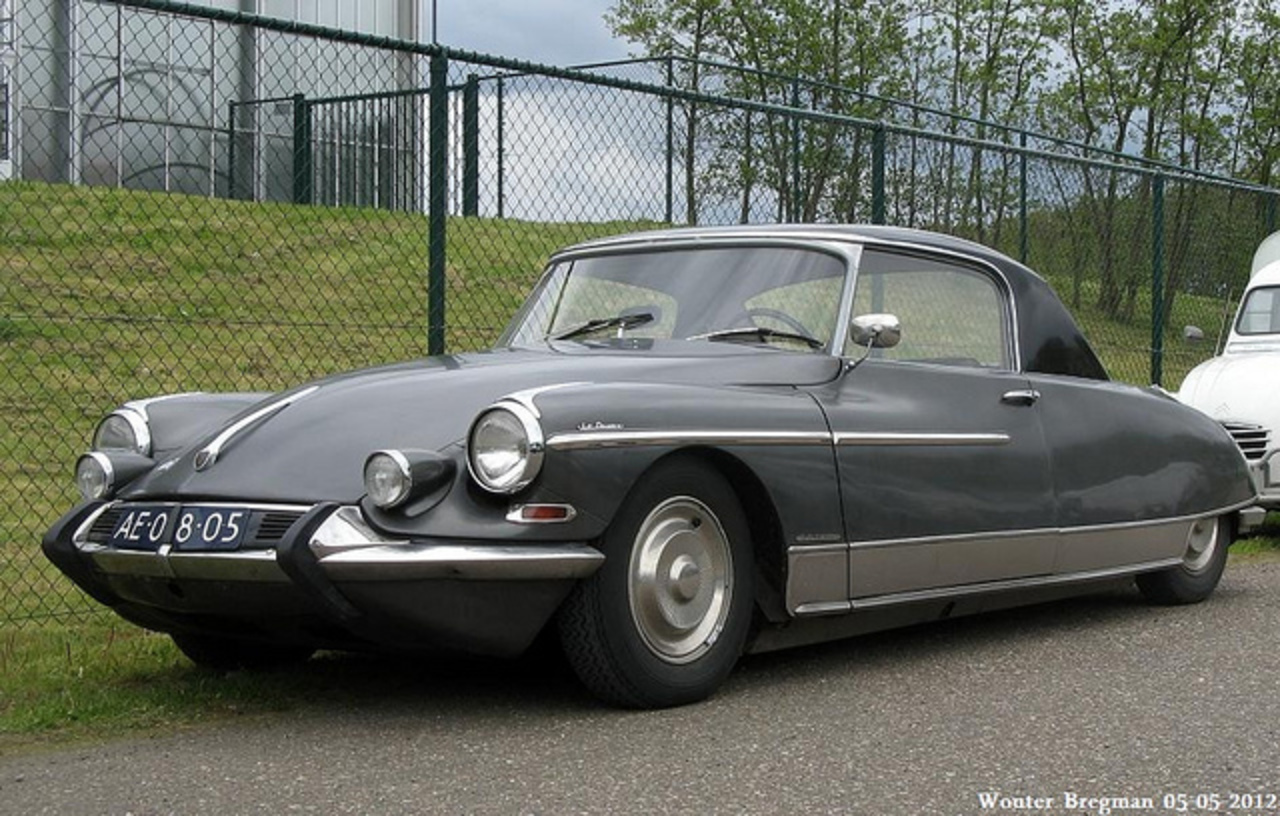 Citroën DS 19 Coupé Le Dandy 1965 | Flickr - Photo Sharing!