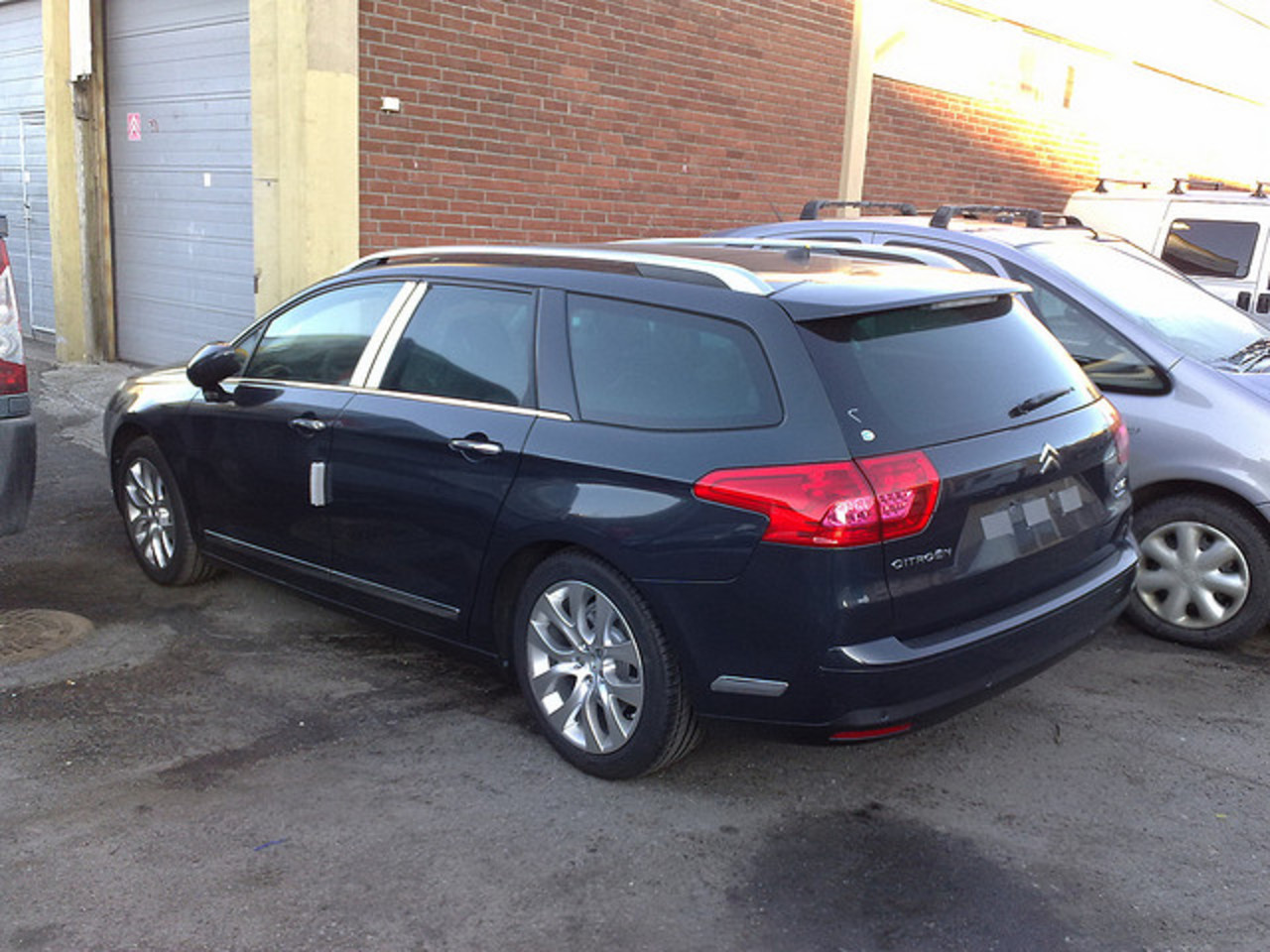 Citroen C5 Tourer HDI 138 Exclusive | Flickr - Photo Sharing!