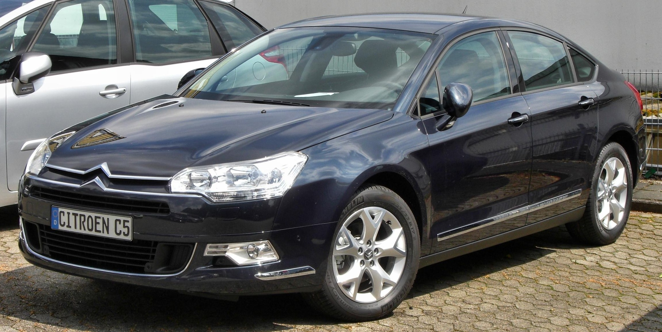 Citroen C5 Beats BMW 528i As Israel's New State Car | The Truth ...