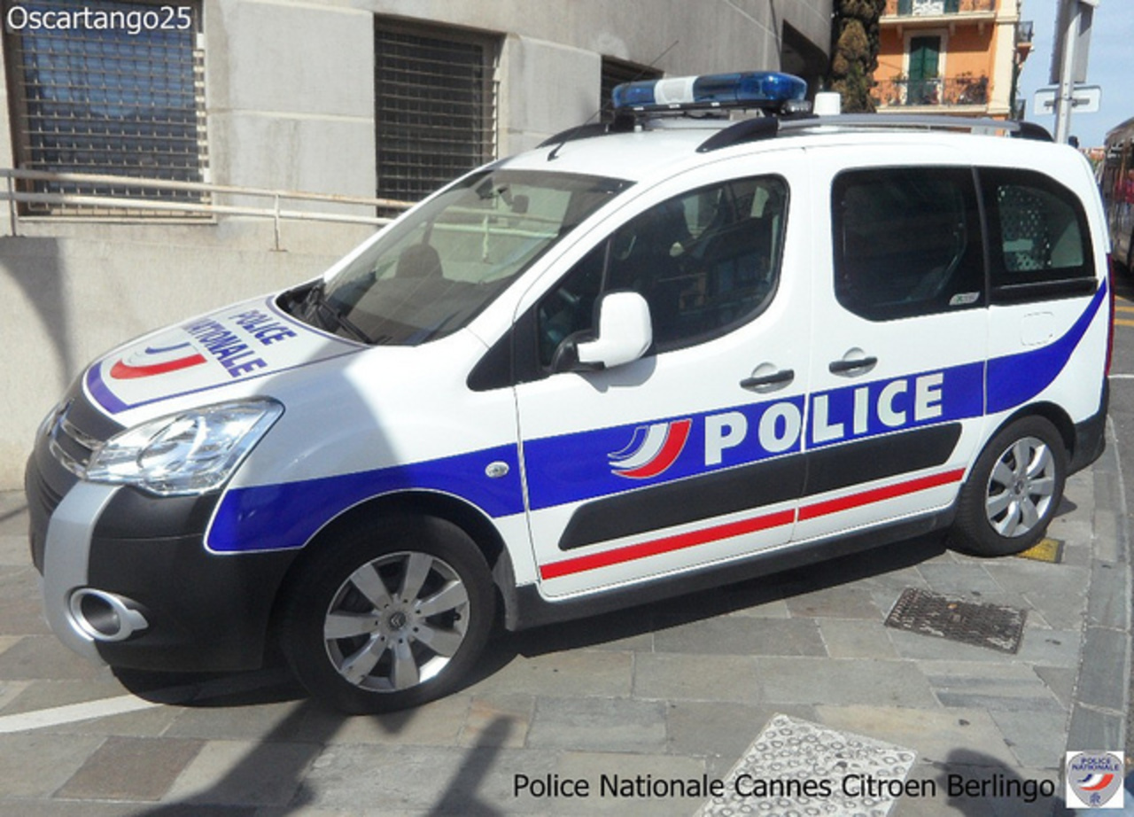 Police Nationale Cannes Citroen Berlingo | Flickr - Photo Sharing!