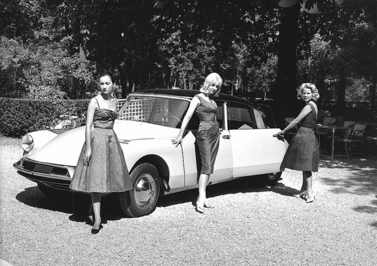 1959 Citroën DS 19 | Flickr - Photo Sharing!