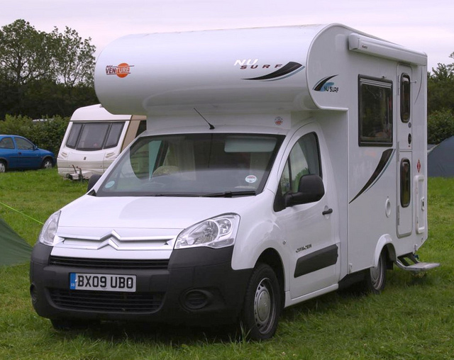 Citroen Berlingo Motorhome | Flickr - Photo Sharing!