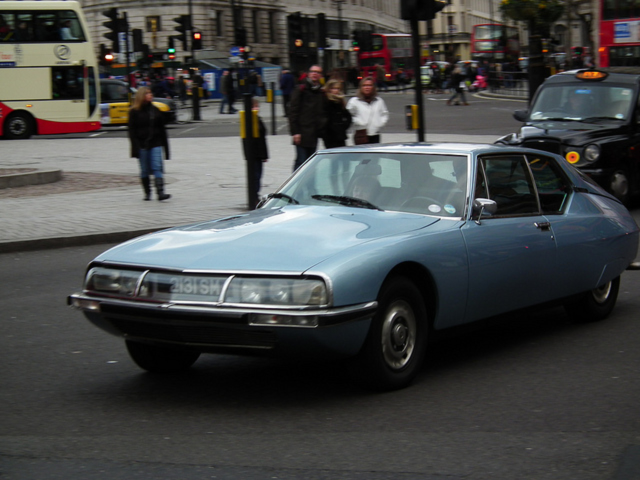 Citroen Sm Efi | Flickr - Photo Sharing!