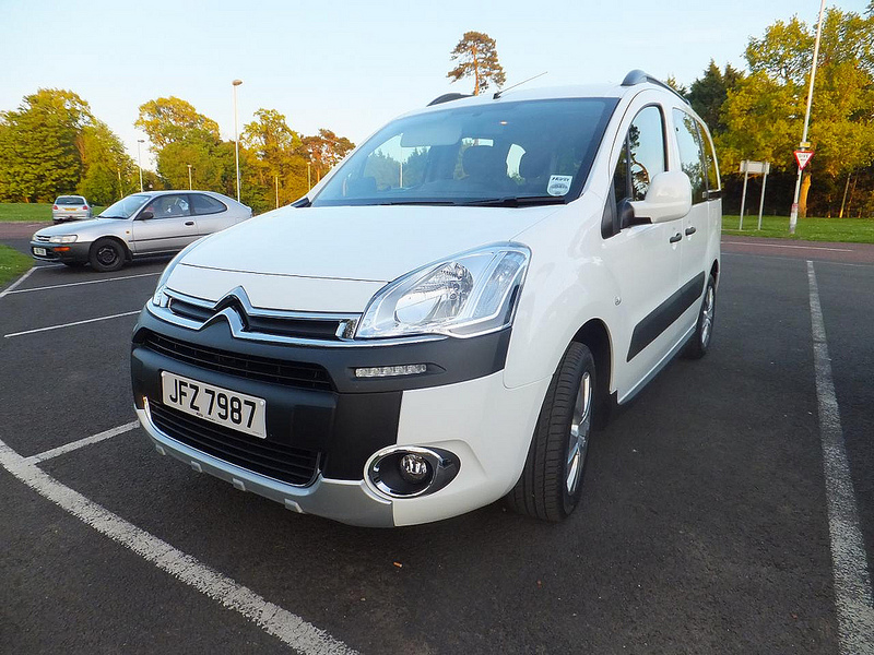 Citroen Berlingo Multispace XTR 115BHP 2012 044 | Flickr - Photo ...