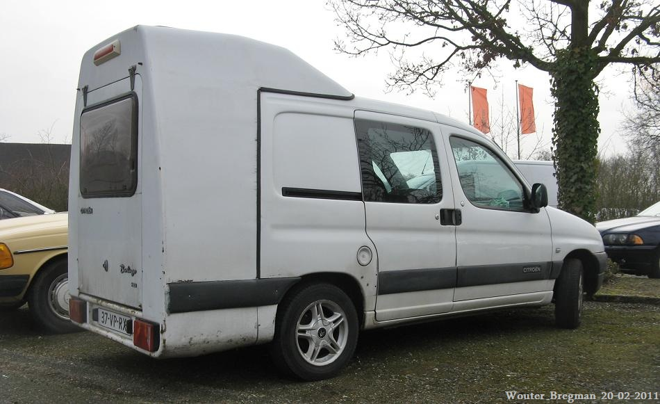 Citroën Berlingo 2.0 HDi 2000 | Flickr - Photo Sharing!