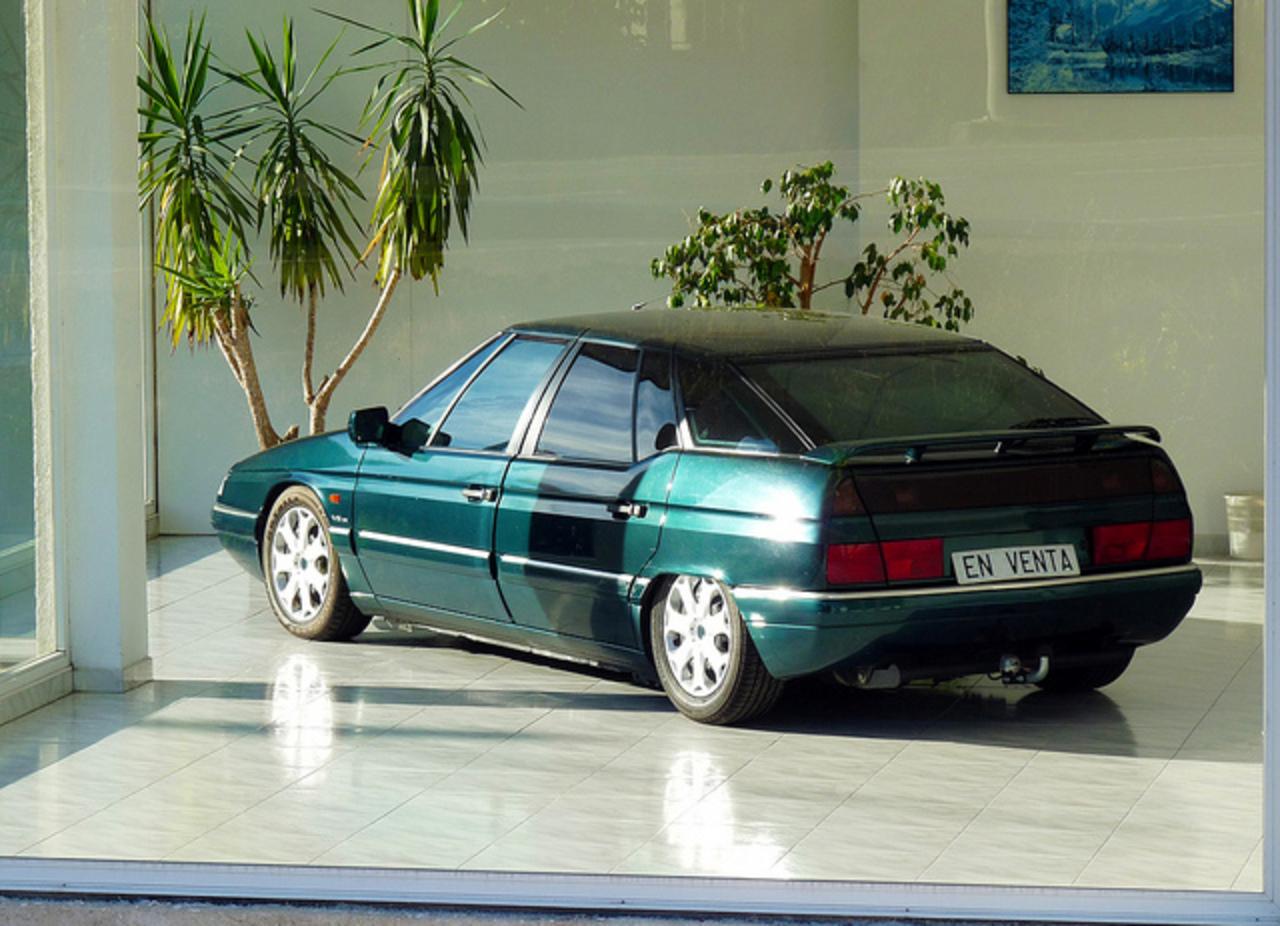 TopWorldAuto >> Photos Of Citroen XM V6