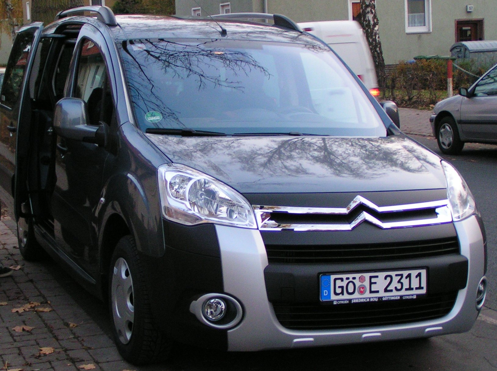 Citroen Berlingo XTR FAP 110HDi | Flickr - Photo Sharing!