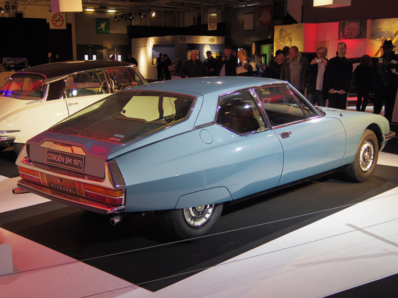 The greatest French car since the Citroën SM | Flickr - Photo Sharing!