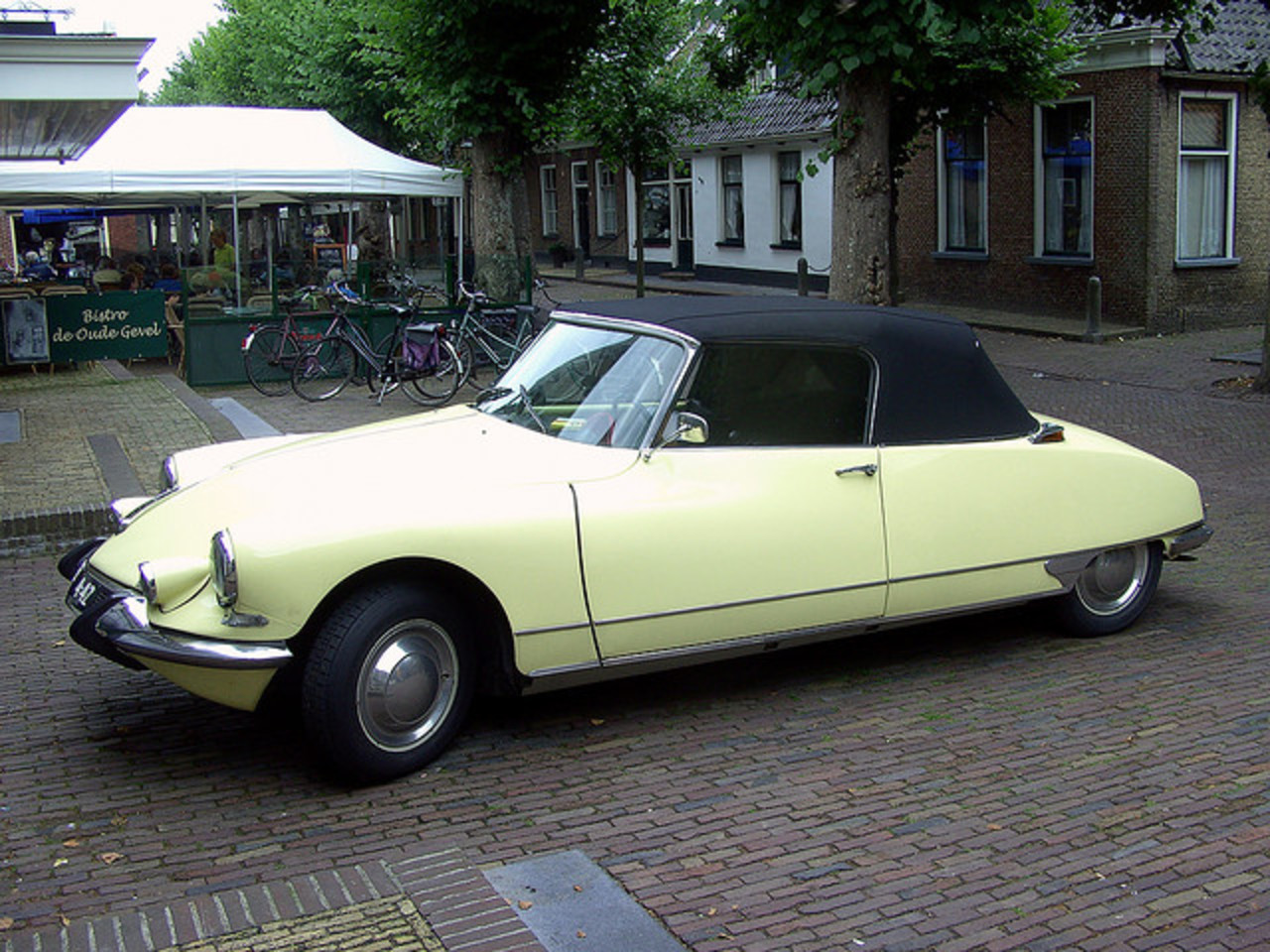 1963 Citroën DS 19 Cabriolet | Flickr - Photo Sharing!