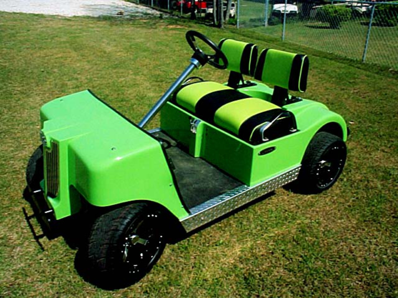 Topworldauto  U0026gt  U0026gt  Photos Of Club Car Caroche
