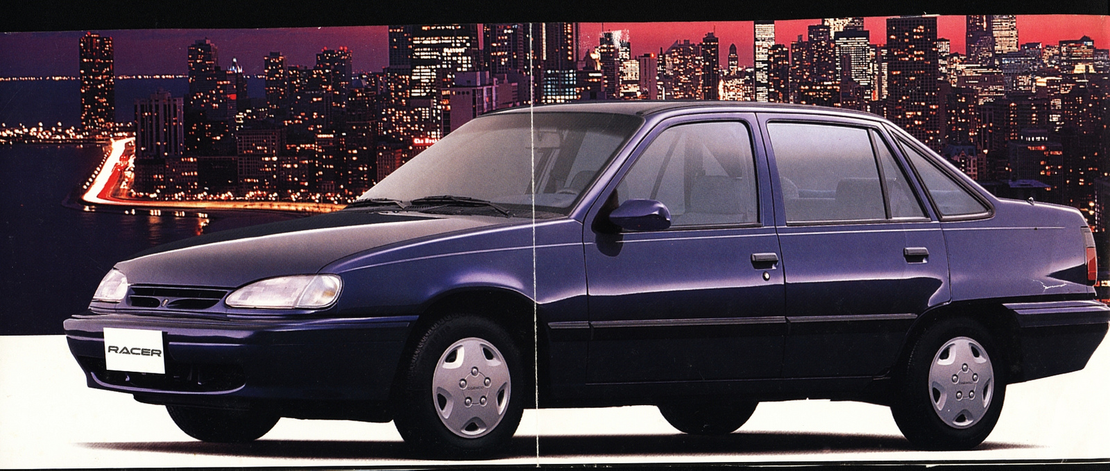 Daewoo RACER GTI 1996 | Flickr - Photo Sharing!