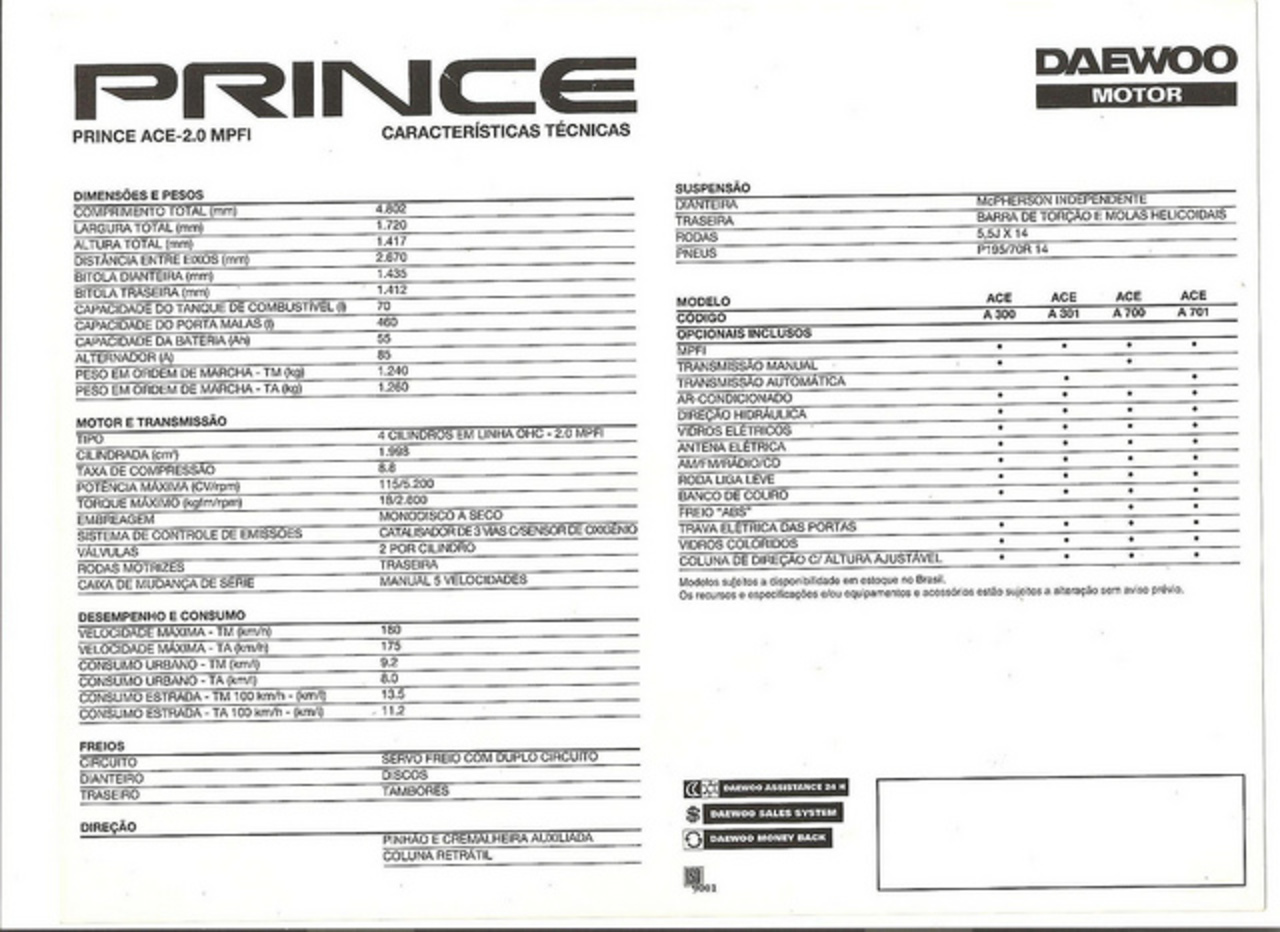 daewoo prince ace 96.2 | Flickr - Photo Sharing!