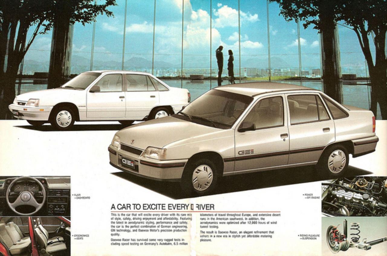 the fall of daewoo motor america