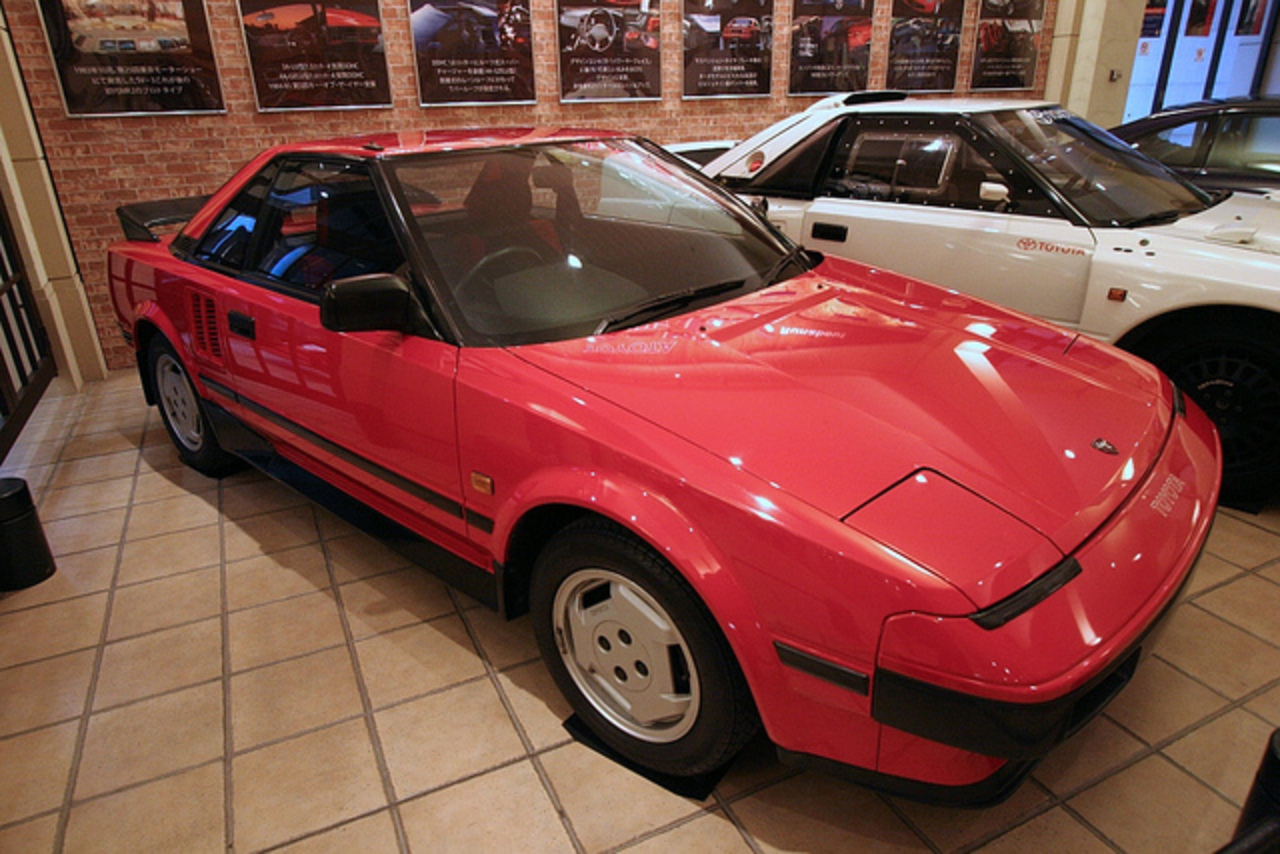 TOYOTA MR2 1600G | Flickr - Photo Sharing!